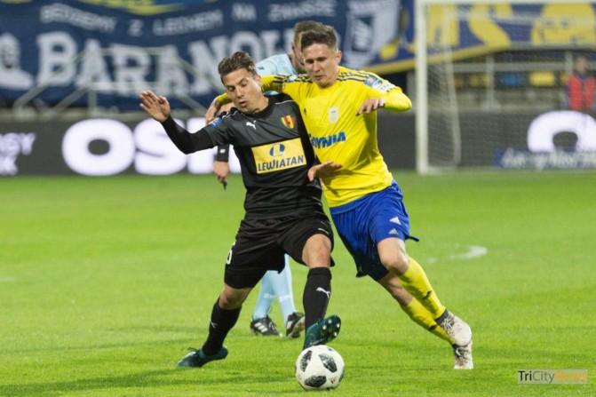Arka Gdynia – Korona Kielce Polish Cup photo Luka Aliano Tricity News-10