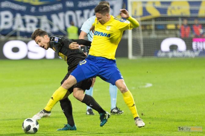 Arka Gdynia – Korona Kielce Polish Cup photo Luka Aliano Tricity News-11