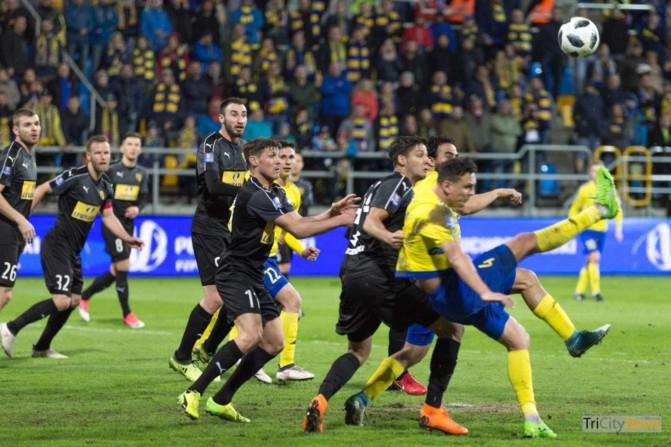 Arka Gdynia – Korona Kielce Polish Cup photo Luka Aliano Tricity News-12
