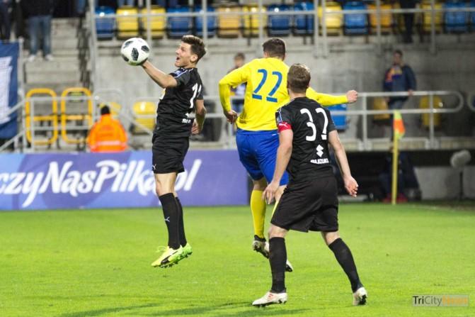 Arka Gdynia – Korona Kielce Polish Cup photo Luka Aliano Tricity News-13
