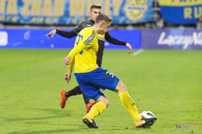 Arka Gdynia – Korona Kielce Polish Cup photo Luka Aliano Tricity News-14