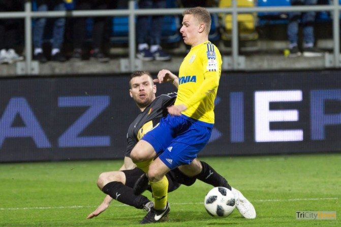 Arka Gdynia – Korona Kielce Polish Cup photo Luka Aliano Tricity News-15