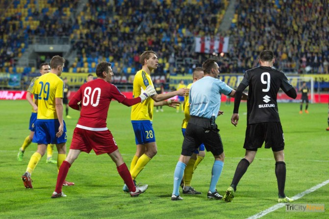 Arka Gdynia – Korona Kielce Polish Cup photo Luka Aliano Tricity News-17