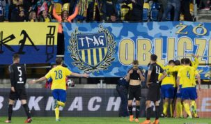 Arka Gdynia - Korona Kielce, Polish Cup, photo: Luka Aliano/Tricity News