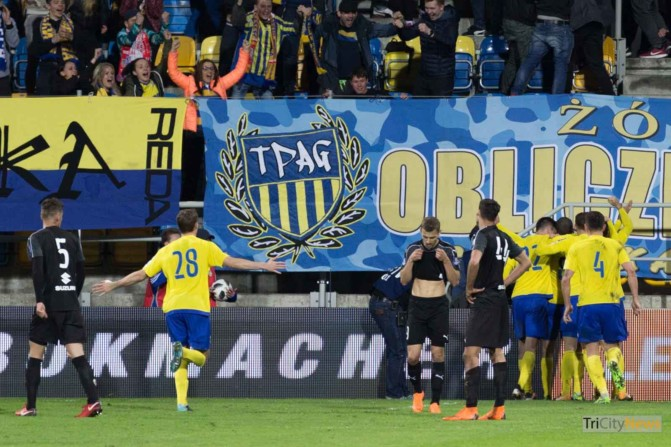 Arka Gdynia – Korona Kielce Polish Cup photo Luka Aliano Tricity News-18