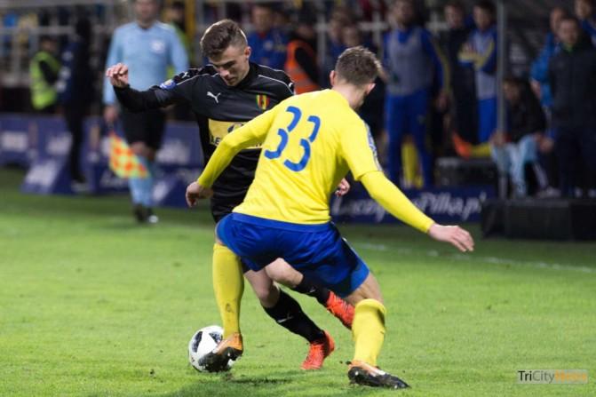 Arka Gdynia – Korona Kielce Polish Cup photo Luka Aliano Tricity News-19
