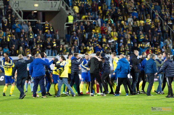 Arka Gdynia – Korona Kielce Polish Cup photo Luka Aliano Tricity News-20