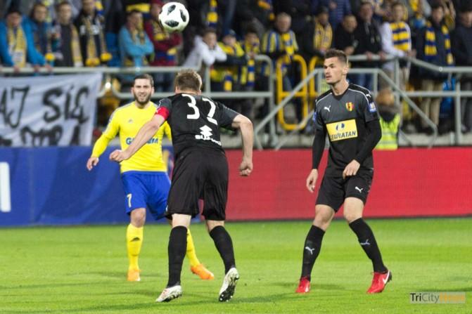 Arka Gdynia – Korona Kielce Polish Cup photo Luka Aliano Tricity News-4