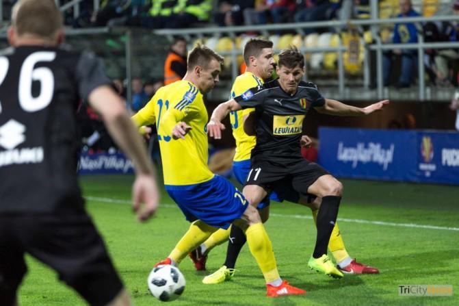 Arka Gdynia – Korona Kielce Polish Cup photo Luka Aliano Tricity News-6