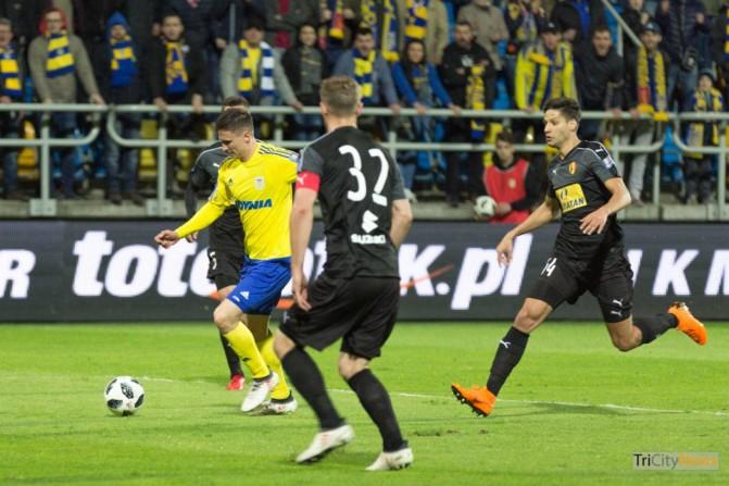 Arka Gdynia – Korona Kielce Polish Cup photo Luka Aliano Tricity News-7
