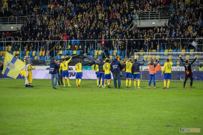 Arka Gdynia – Legia Warsaw photo Luca Aliano Tricity News-18