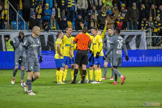 Arka Gdynia – Legia Warsaw photo Luca Aliano Tricity News-9