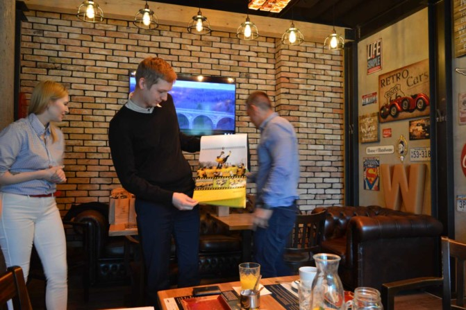 LFA Business Breakfast, photo- Seahawks Gdynia-10