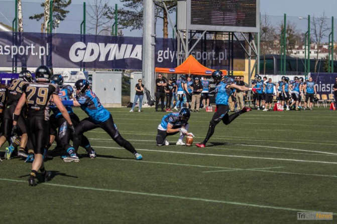 Seahawks Gdynia – Panthers Wroclaw photo Jakub Wozniak-Tricity News-2