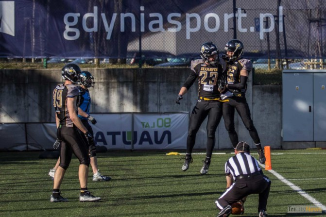 Seahawks Gdynia – Panthers Wroclaw photo Jakub Wozniak-Tricity News-21