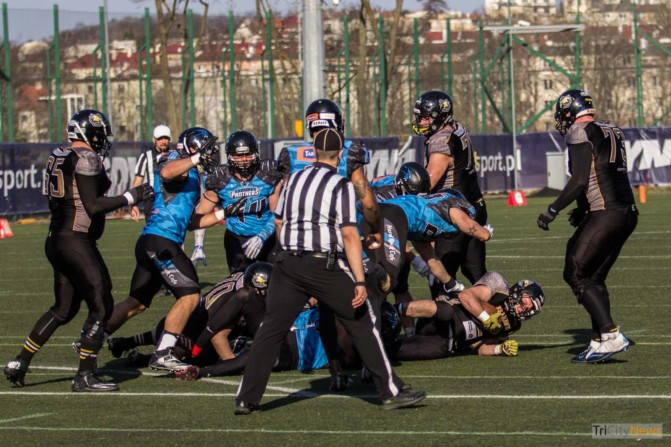Seahawks Gdynia – Panthers Wroclaw photo Jakub Wozniak-Tricity News-31