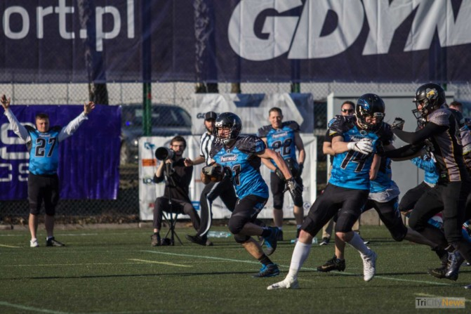 Seahawks Gdynia – Panthers Wroclaw photo Jakub Wozniak-Tricity News-37