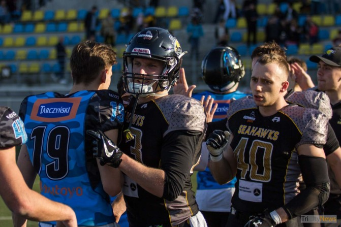 Seahawks Gdynia – Panthers Wroclaw photo Jakub Wozniak-Tricity News-39