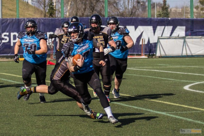 Seahawks Gdynia – Panthers Wroclaw photo Jakub Wozniak-Tricity News-6