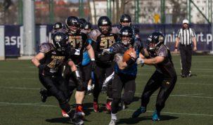 Seahawks Gdynia - Panthers Wroclaw, photo: Jakub Wozniak/Tricity News