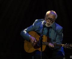 Gordon Haskell in Atlantic Gdynia club, photo: Jakub Wozniak/Tricity News