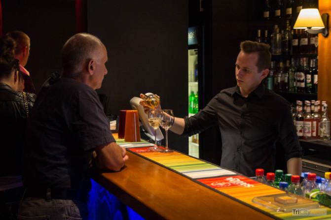 Gordon Haskell in Atlantic Gdynia club photo Jakub Wozniak Tricity News-2