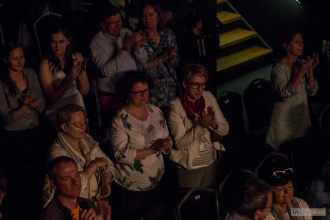 Gordon Haskell in Atlantic Gdynia club photo Jakub Wozniak Tricity News-21