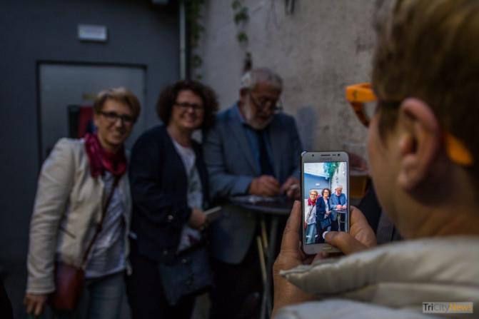 Gordon Haskell in Atlantic Gdynia club photo Jakub Wozniak Tricity News-27