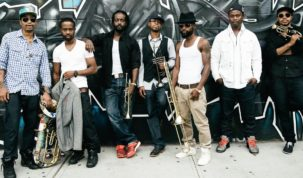Hypnotic Brass Ensemble, photo source: Atlantic