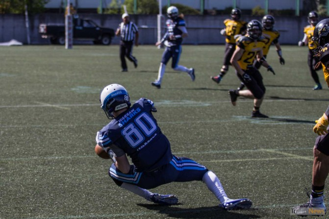 Seahawks Gdynia – Warsaw Sharks photo Jakub Wozniak Tricity News-18