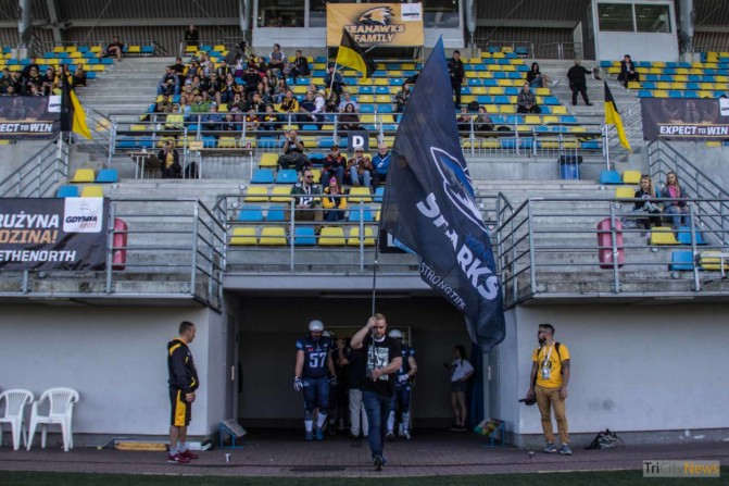 Seahawks Gdynia – Warsaw Sharks photo Jakub Wozniak Tricity News-2