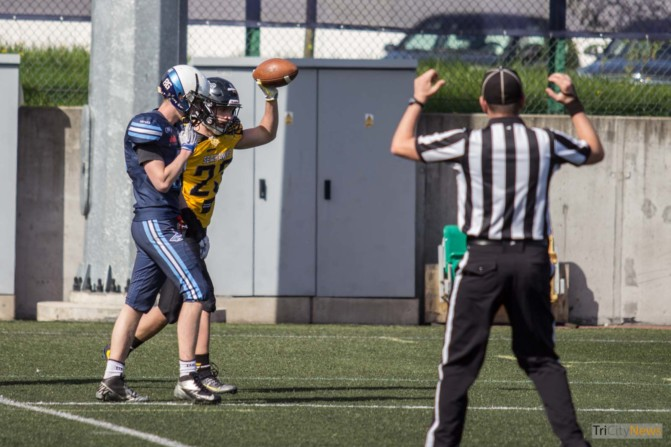 Seahawks Gdynia – Warsaw Sharks photo Jakub Wozniak Tricity News-25