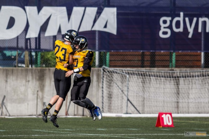 Seahawks Gdynia – Warsaw Sharks photo Jakub Wozniak Tricity News-26