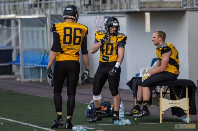Seahawks Gdynia – Warsaw Sharks photo Jakub Wozniak Tricity News-27