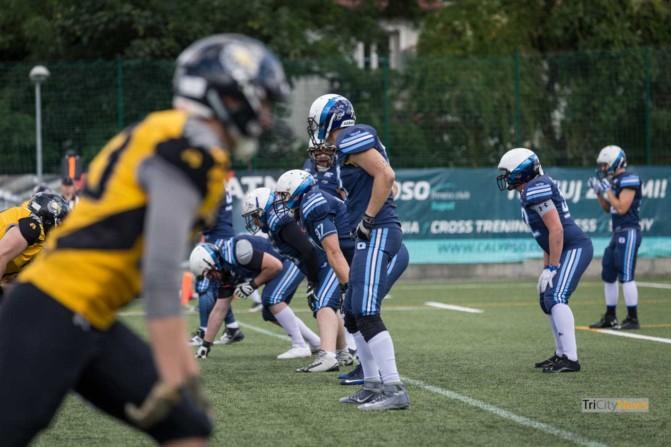 Seahawks Gdynia – Warsaw Sharks photo Luca Aliano Tricity News-10