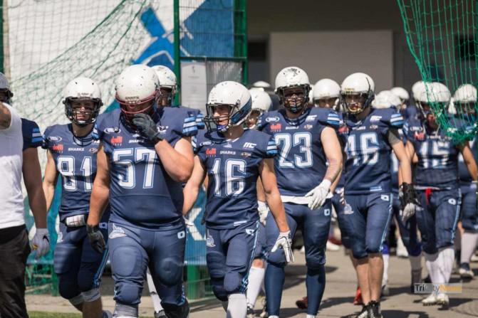 Seahawks Gdynia – Warsaw Sharks photo Luca Aliano Tricity News-2