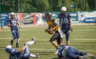 Seahawks Gdynia - Warsaw Sharks, photo: Luca Aliano/ Tricity News