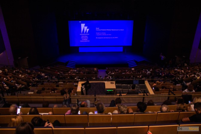 The 43rd Polish Film Festival in Gdynia photo Jakub Wozniak Tricity News-1