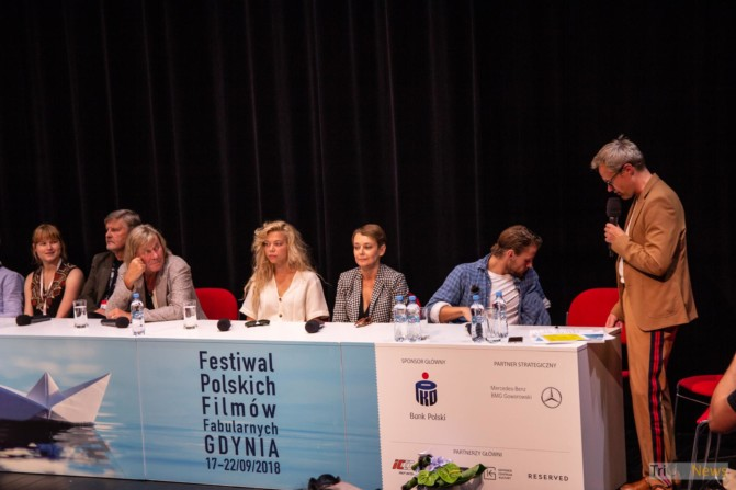The Butler Press Conference at Polish Film Festival in Gdynia photo- Jakub Wozniak-Tricity News-1