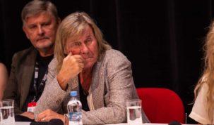 The Butler Press Conference at Polish Film Festival in Gdynia, photo: Jakub Wozniak/Tricity News