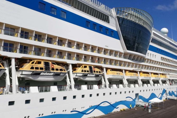 Cruise Ship Season 2019, photo: Jakub Woźniak/Tricity News