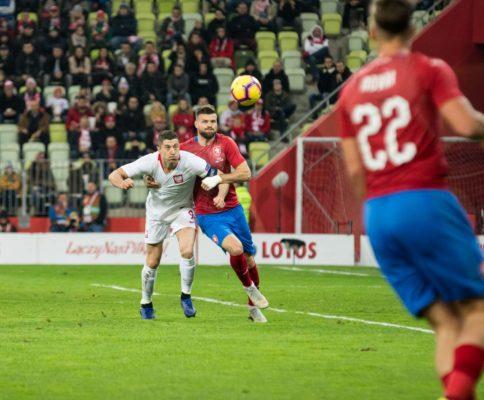 Poland - The Czech Republic at Energa Gdansk Stadium, photo: Trio Stories