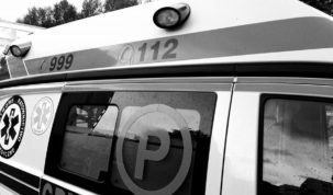 Ambulance, photo: Jakub Woźniak/Tricity News