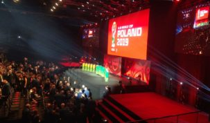 FIFA U20 World Cup Group Stage draw in Gdynia, photo: Tiago Brandao/Tricity News