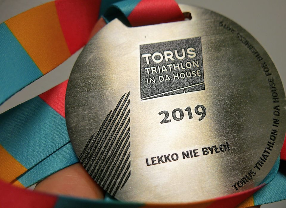 Torus Triathlon In Da House, photo: organizers