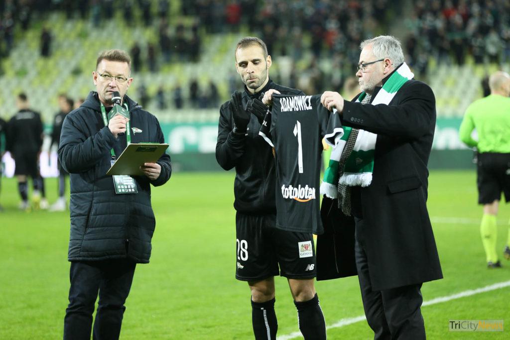 Lechia Gdansk - Pogon Szczecin, photo: Luca Aliano/Tricity News