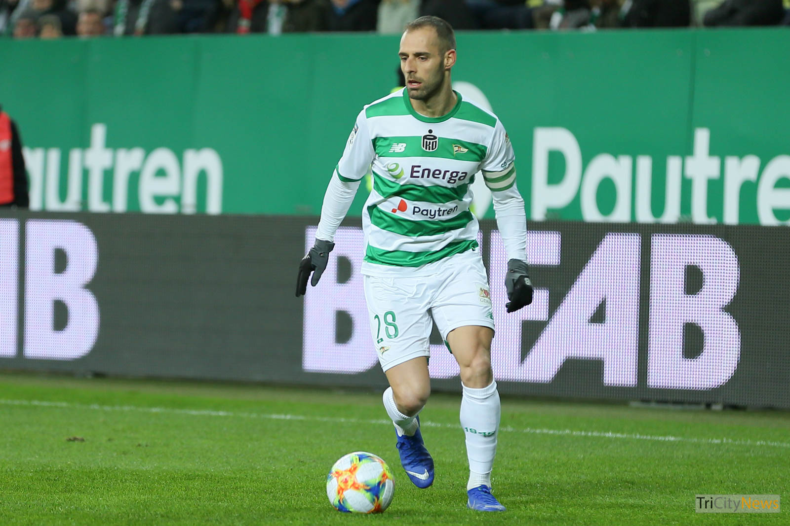 Lechia Gdansk first despite the defeat, Arka in the ...