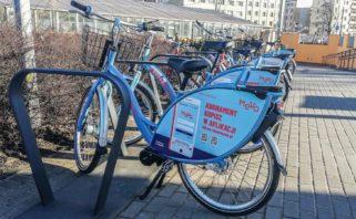 Mevo bikes, photo: Jakub Wozniak/Tricity News