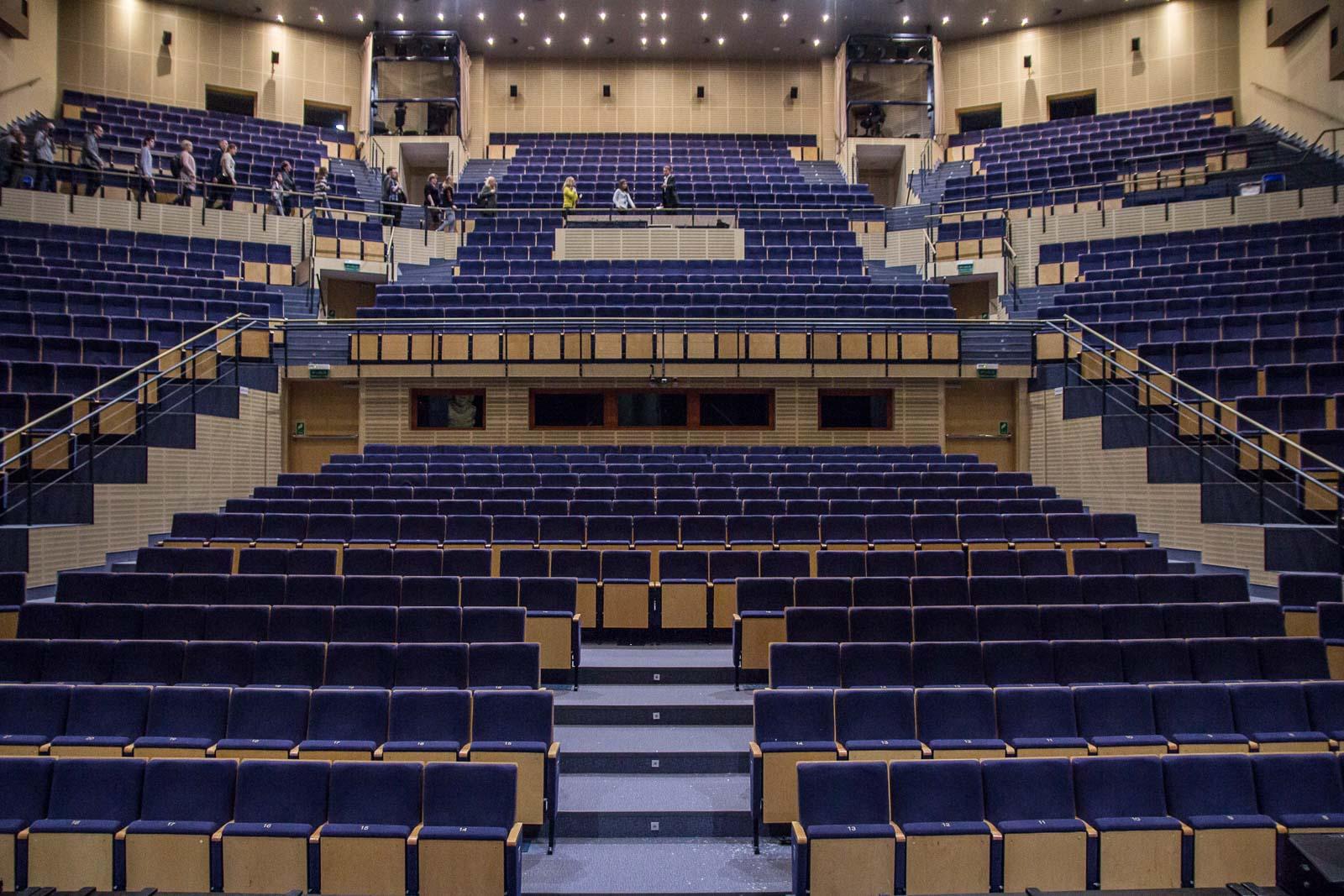 Musical Theatre in Gdynia, photo: Jakub Wozniak/Tricity News
