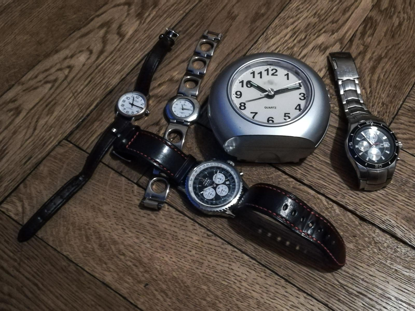 Clocks and watches, photo: Jakub Wozniak/Tricity News